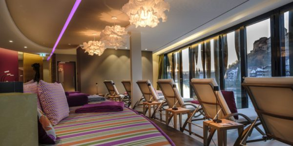DAY Spa im Hotel Burgblick