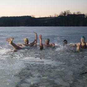 Neujahrsschwimmen