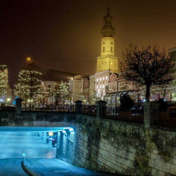 Burghausen Altstadt