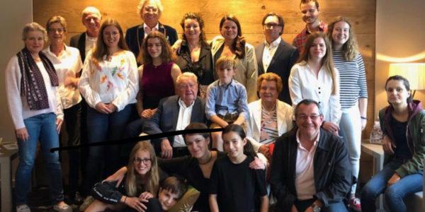 Familie 60jähriges Betriebsjubiläum 11.07.2019