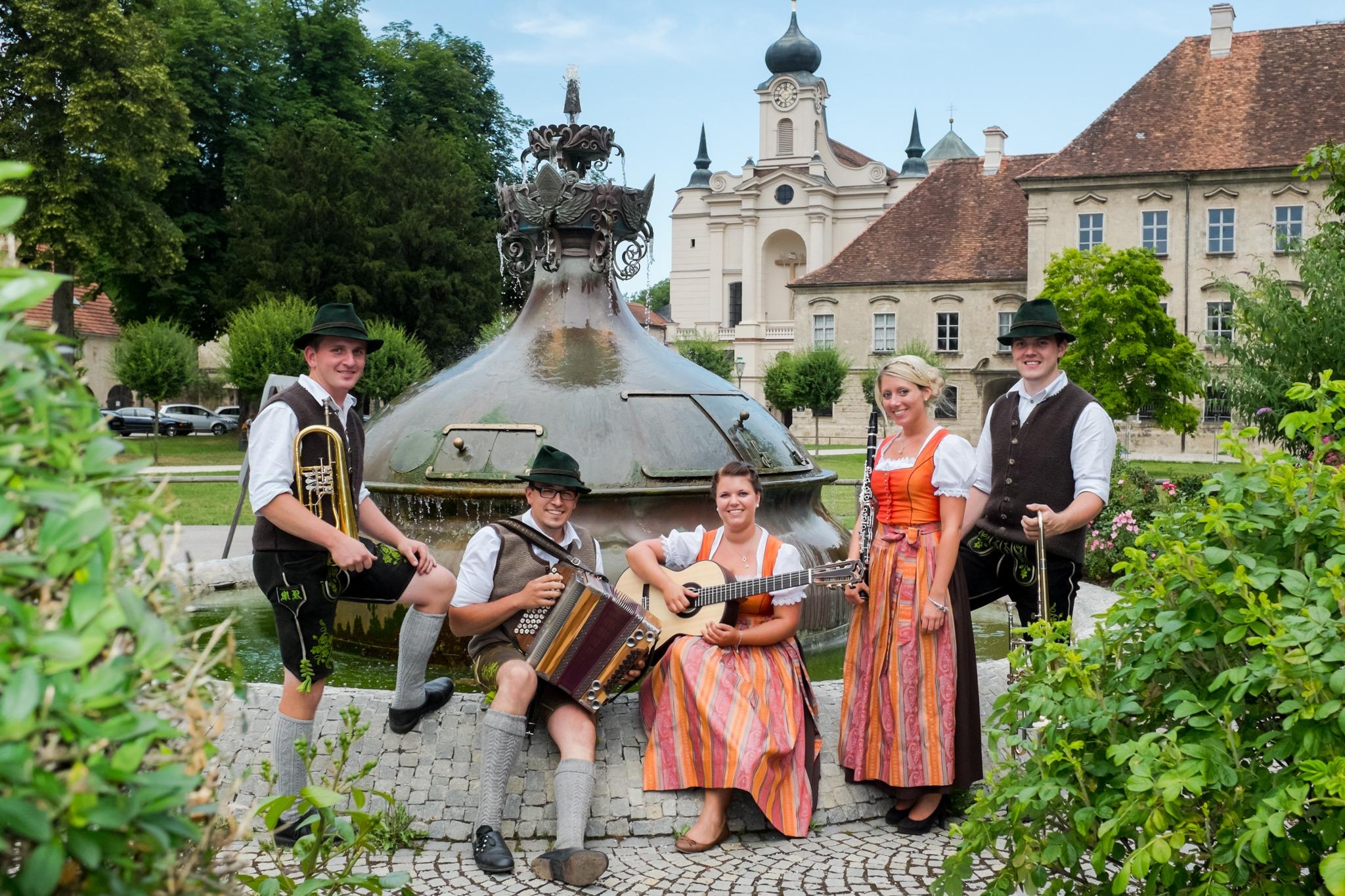 Festliches im Klostergasthof