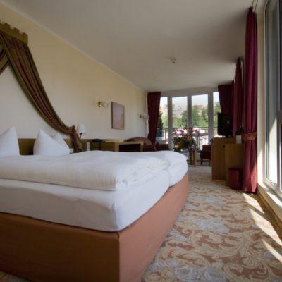 Hotel Burgblick Zimmer innen-1