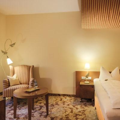 Hotel Burgblick Zimmer innen-2