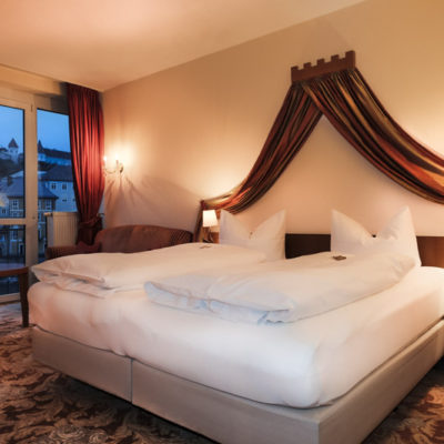 Hotel Burgblick Zimmer innen-3