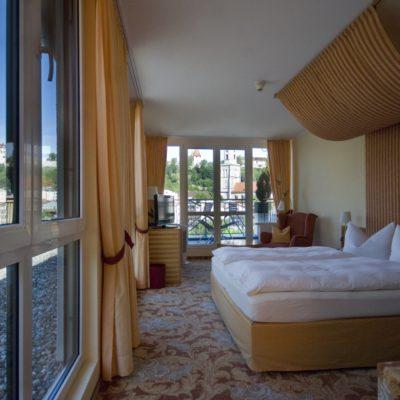 Hotel Burgblick Zimmer innen-4