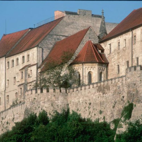 Impression Burghauser Burg 2