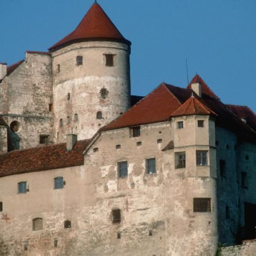 Impression Burghauser Burg