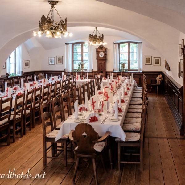 Klostergasthof Raitenhaslach Festsaal
