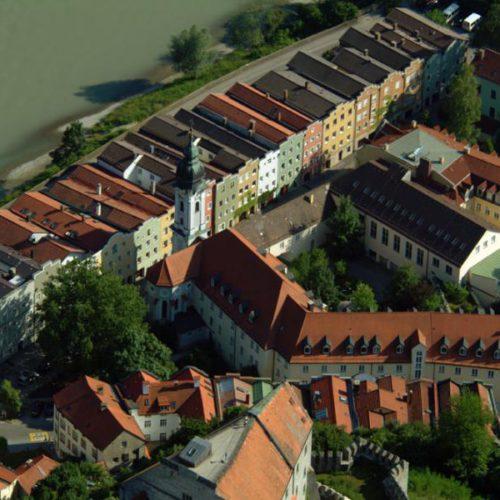 Luftaufnahme Burghausen 4