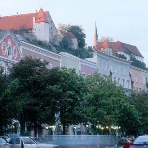 Stadtplatz Burghausen 3