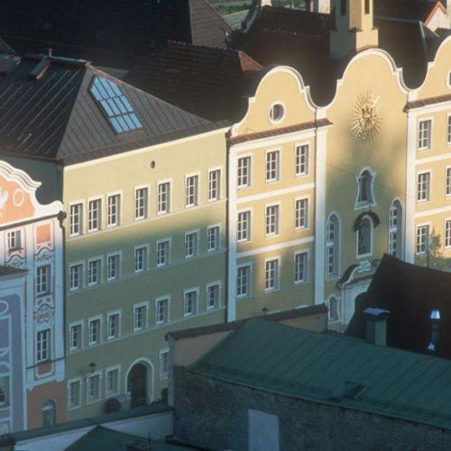Stadtplatz Burghausen 4