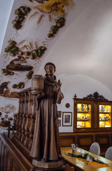 im Klostergasthof Raitenhaslach